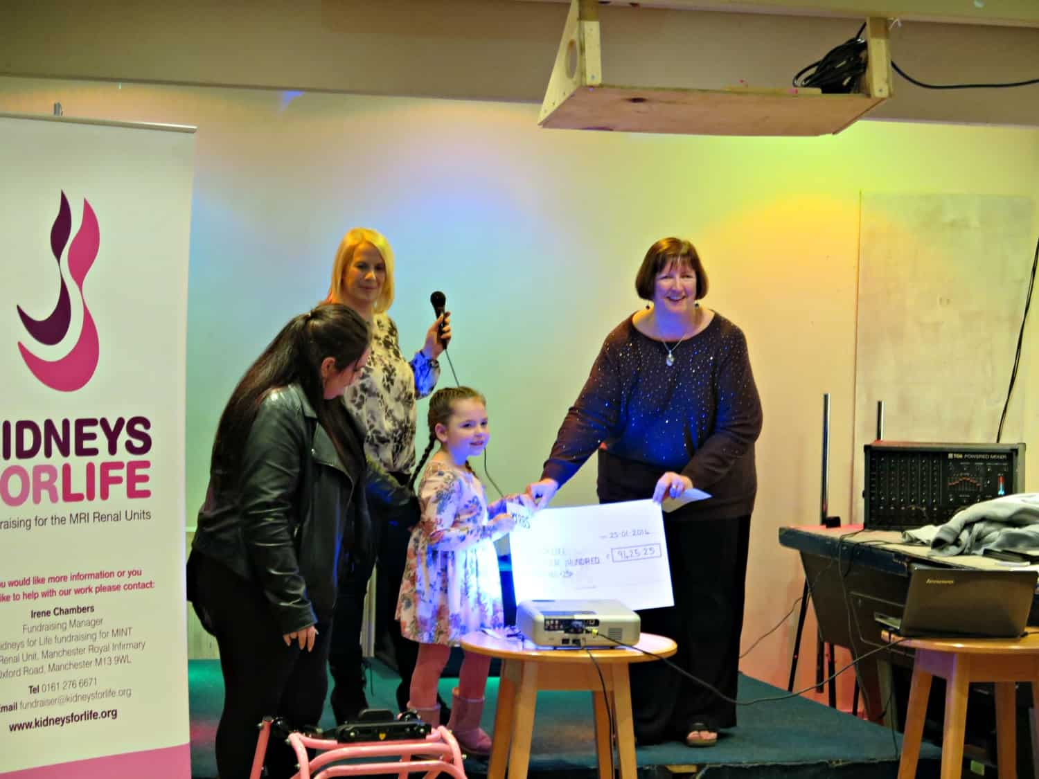 Thank You to Millie-Mae's Fundraising Team