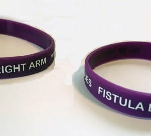 Kidneys For Life Fistula Bands