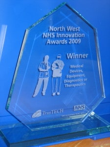 North West NHS Innovation Awards 2009